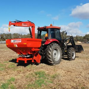 Fertiliser & Manure Spreaders