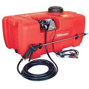 SP100-S7-Silvan-100-Litre-Spotpak-Smoothflo-12-Volt-Pump