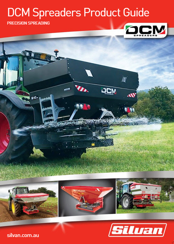 DCM Spreaders Product Guide