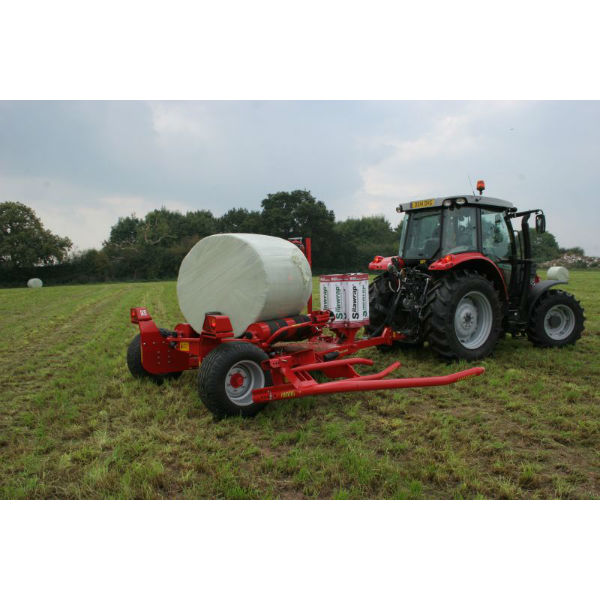 Trailed-Round-Bale-Wrapper-Duo-Wrap-Vicon-BW2600