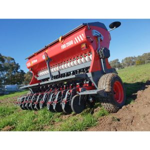 Irtem-FDD2500-Double-Disc-Seed Drill