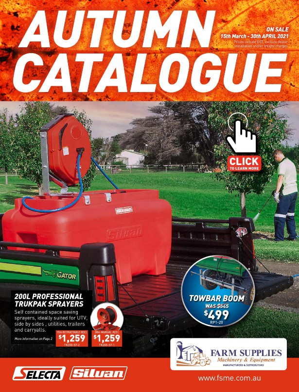 Silvan Autumn Catalogue 2021