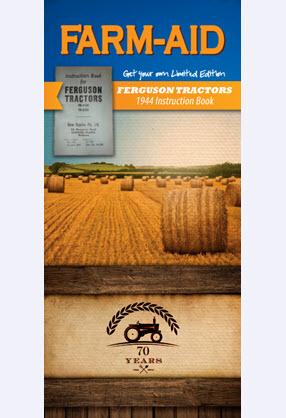Farm Aid Booklet